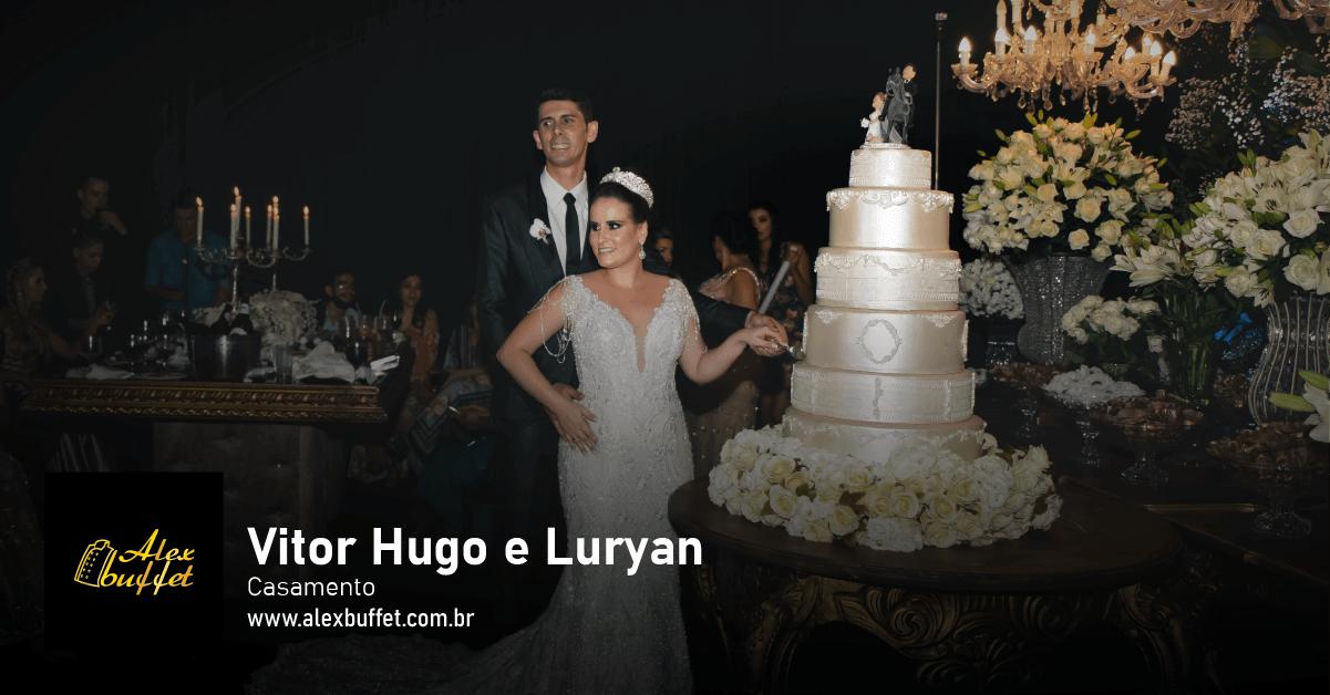 Victor Hugo e Luryan