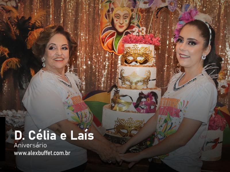 D. Célia e Laís